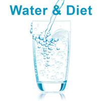 Water & Diet